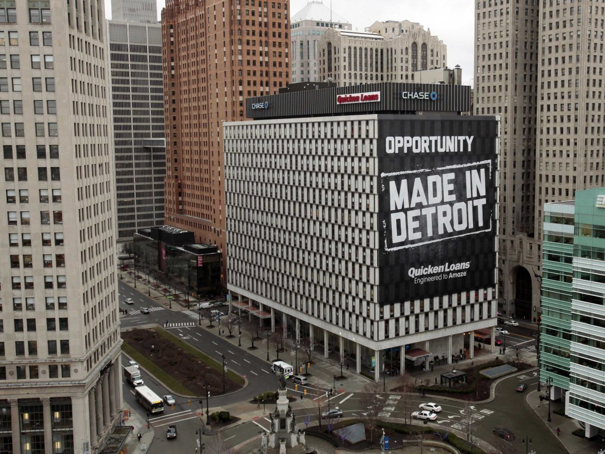 Smart Cities: Detroit